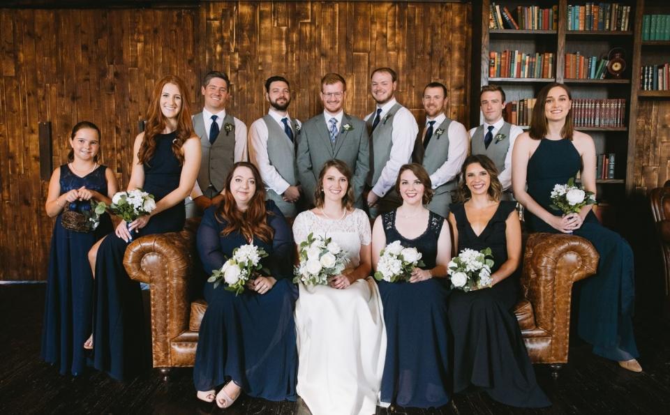Gilley's Southside Dallas Wedding