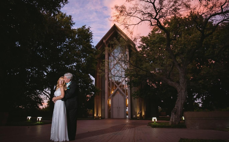 Fort Worth Marty Leonard Community Chapel Ceremony