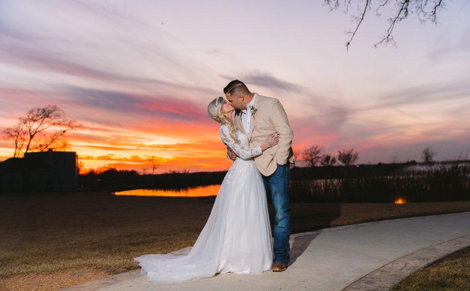 Denton Chapel Creek Ranch Wedding